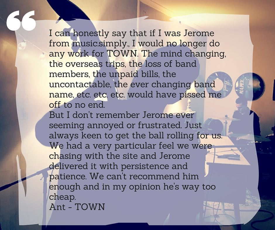 town-band-website-music-web-design